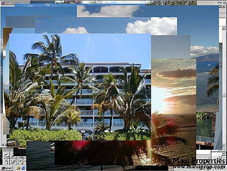 Maui Images screen saver (free) screen shot